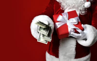 Designer Wins Christmas with Cash Packaging