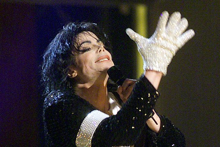 Michael Jackson Brand Gloves